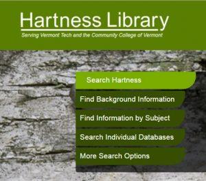 Hartness Library
