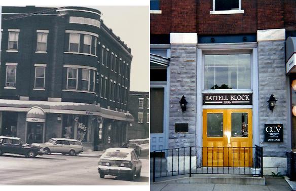 10 Merchants Row, Battell Block
